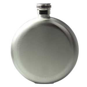 Flasque ronde 150ml UK Hip Flasks