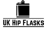 logo UK Hip flasks Flasque alcool