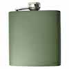 Flasque Army Green 180ml UK Hip Flasks