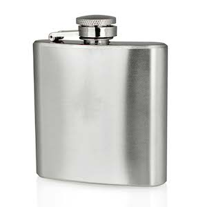 Flasque inox 102 90ml UK Hip Flasks