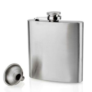 Flasque inox 110 180ml + Entonnoir UK Hip Flasks