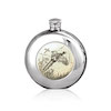 Flasque étain ronde SC175 180ml English Pewter Company