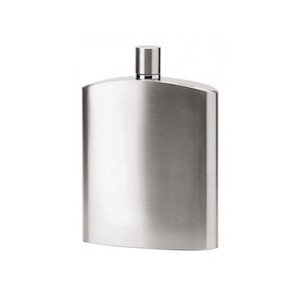 Flasque inox brossé 544102 240ml Herbertz