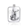 Flasque étain Cerf TSF608 180ml English Pewter Company